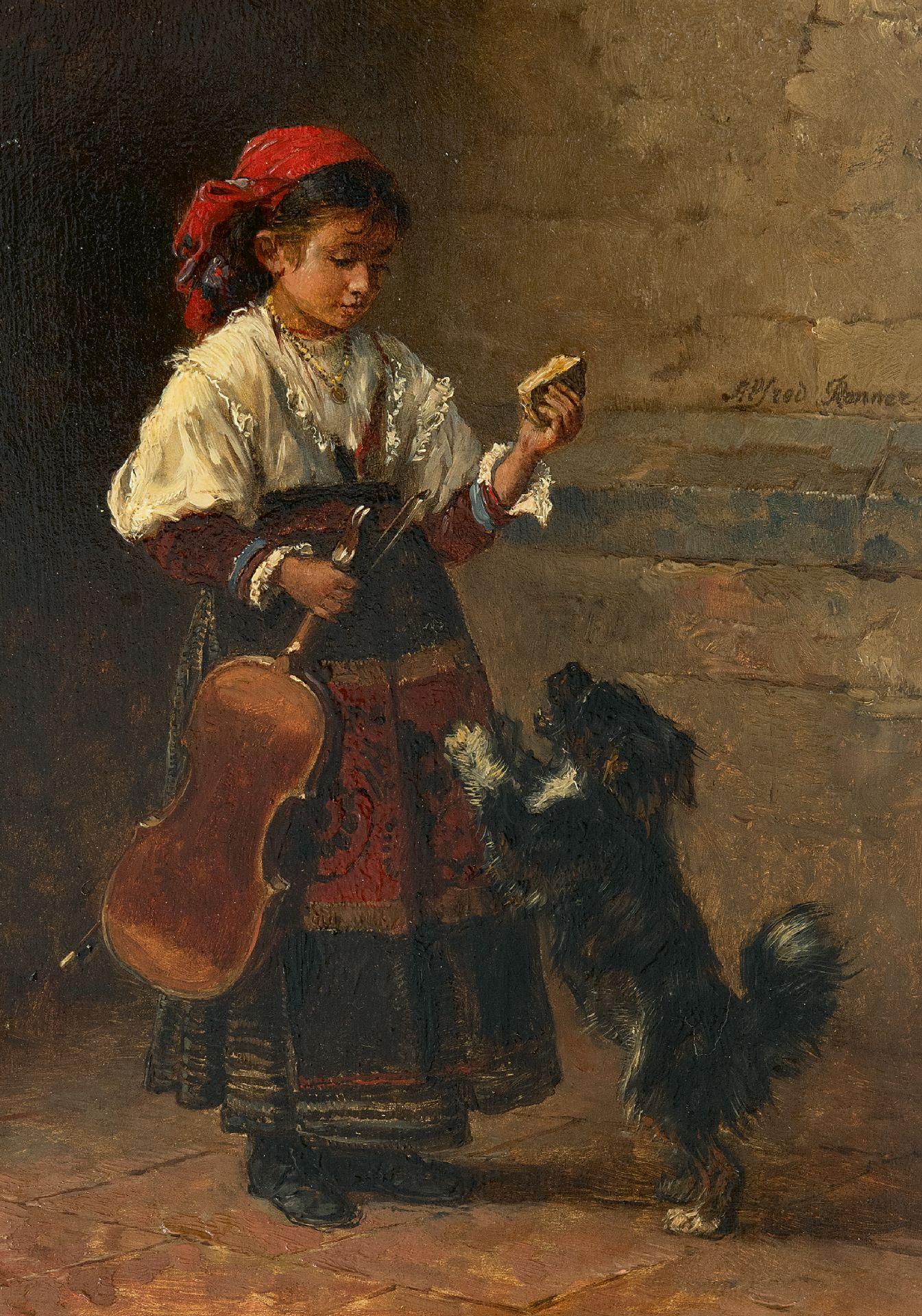 Zigeunermädchen