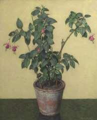 Wouters W.H.M. - Blumen, öl auf Leinen 61,5 x 50,7 cm, signiert u.r.